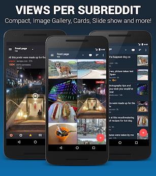 Boost for reddit screenshot for Android