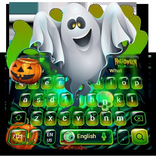 Halloween Midnight Keyboard