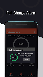 Full Charge Alarm 4.4.4 APK Mod for Android 3