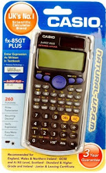 Casio FX 85GT Scientific Calculator