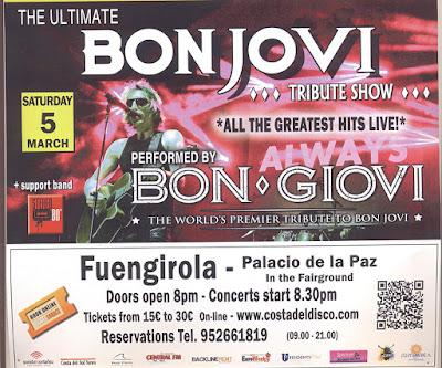 Tributo a Bon Jovi