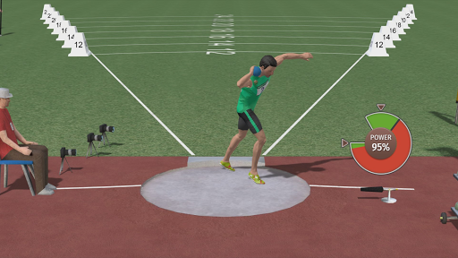 Athletics Mania: Track & Field Summer Sports Game screenshots 4