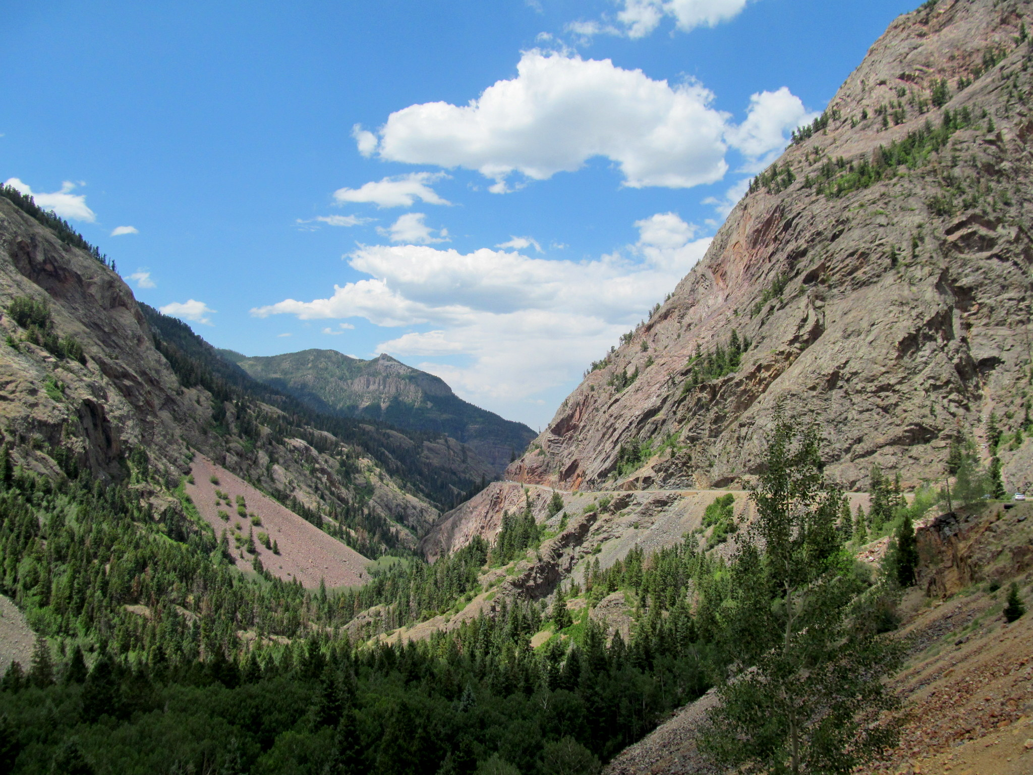 Photo: Uncompahgre Gorge