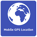 Mobile GPS Location icon