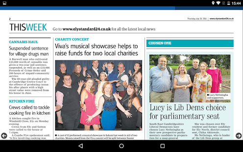 Ely Standard- screenshot thumbnail