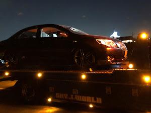 カローラアクシオ  GT TRD Turboのカスタム事例画像 runくんさんの2018年08月07日22:19の投稿