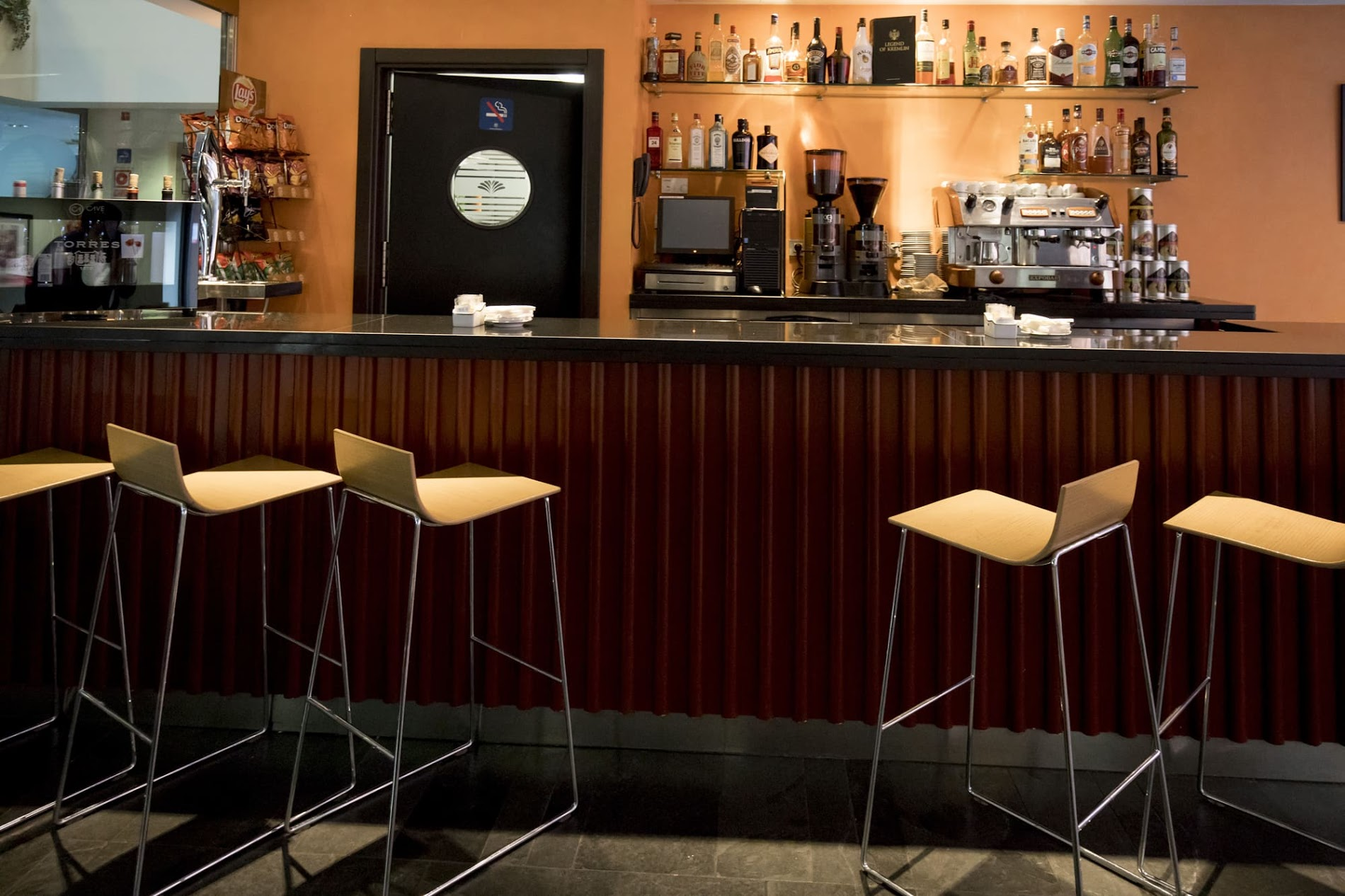 Cafeteria Hotel Font Argent Canillo