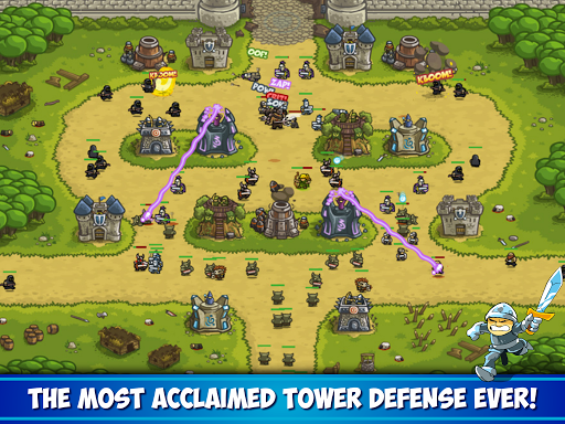 Kingdom Rush - Tower Defense Game  screenshots 8
