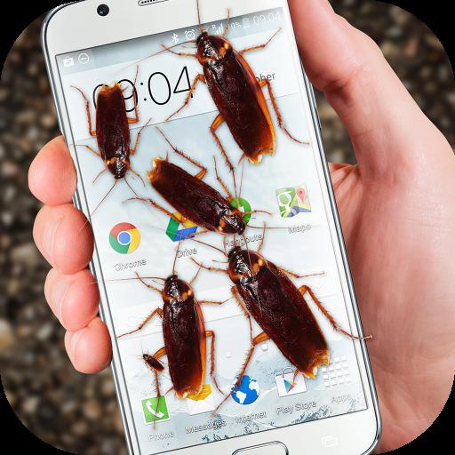 Bug in Phone funny joke (app)