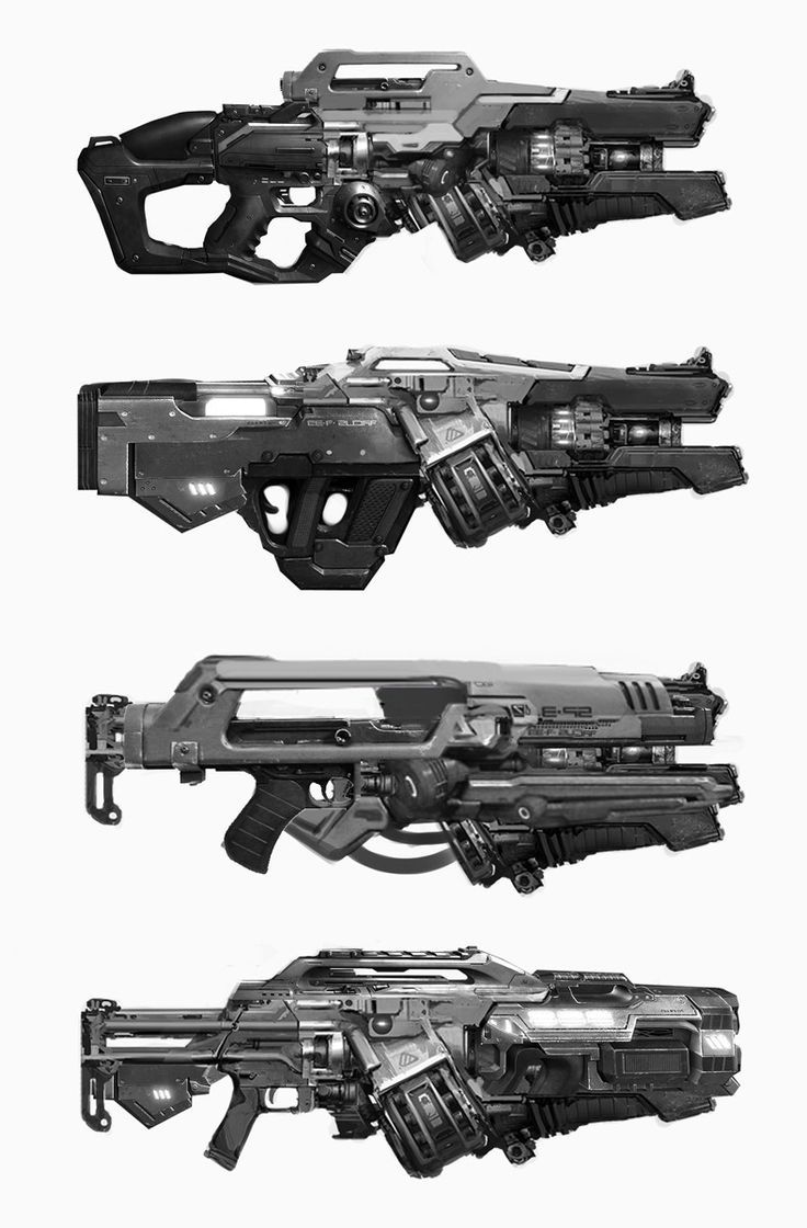 Image result for rifle concept art