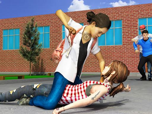 High School Bully Gangster: Karate Fighting Games 1.0.10 screenshots 7