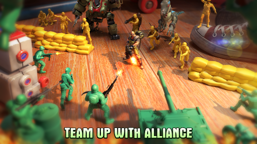 Army Men Strike - Military Strategy Simulator Apk 2