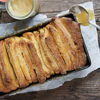 Maple Butter Pull-Apart Bread.
