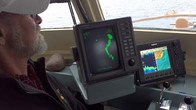 Photo: Radar info