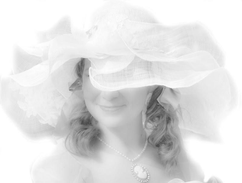 Dama con cappello di Isidoro.