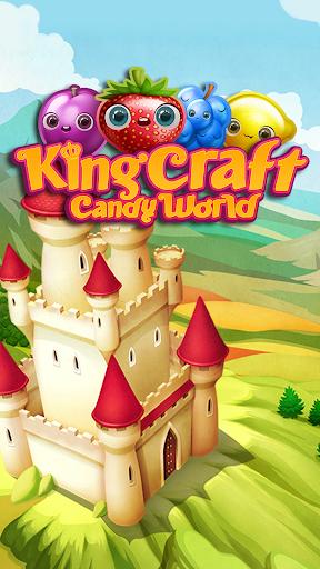 KingCraft - Candy Garden  screenshots 6
