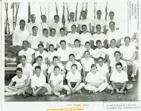 Photo: Canada Bogrim Boys 1960