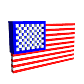 Flags 3D Color by Number - Pixel Art 3D Coloring