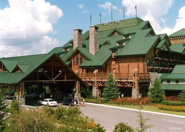 Villas at Disney's Wilderness Lodge