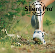 Gå så stille som på en skovbund - Silent Pro.