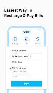 Paytm Apk- Mobile Recharge, UPI Payments & Bank App 2