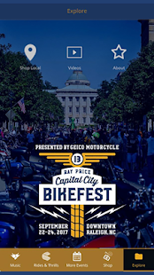 Ray Price Capital City Bikefest - náhled