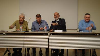 Photo: Conferenciantes.