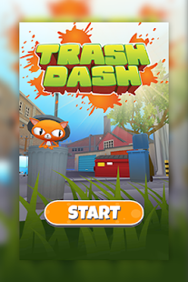 Trash Dash - náhled