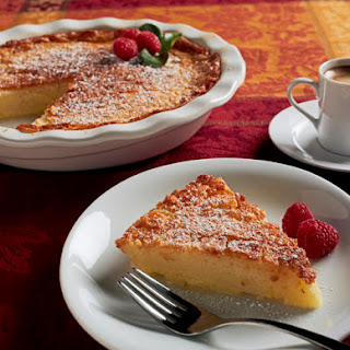 Crazy Easy Buttermilk Pie