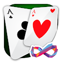 Solitaire FRVR - Big Cards Classic Klondike Game icon