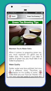 Green Tea Benefits 4