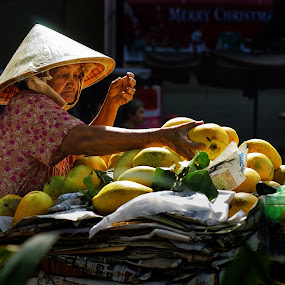 Saigon Street Food by Tran Ngoc Phuc Ngoctiendesign - People Street & Candids (  )