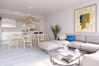 Appartement 4 pièces 78,5 m2