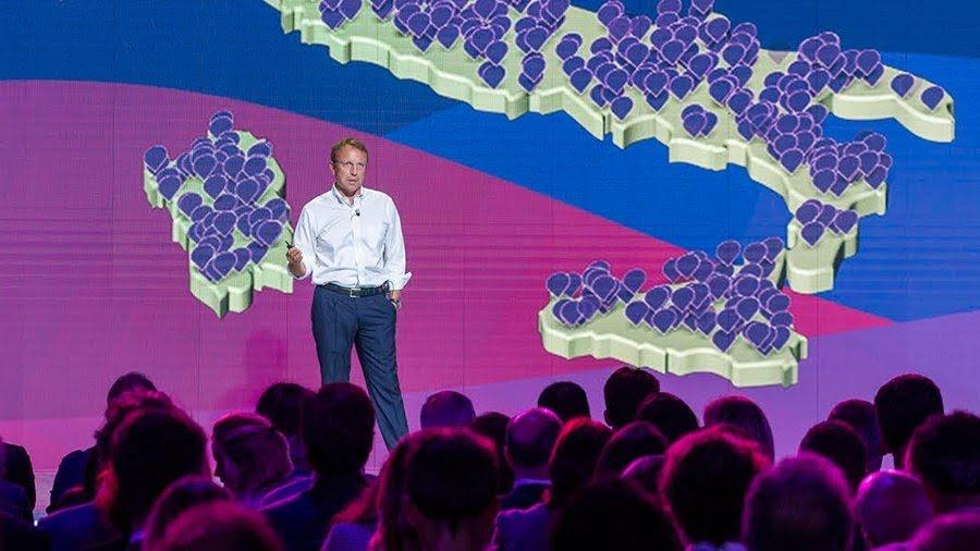 Francesco Venturini - e-Mobility Revolution 2018 - foto profilo Twitter Enel