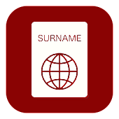 A list of surnames