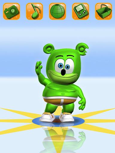 Talking Gummy Free Bear Games for kids 3.2.8.5 screenshots 6