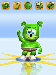 Talking Gummy Free Bear Games for kids 6
