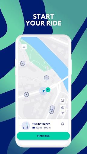 TIER: e-scooter sharing & more  screenshots 4