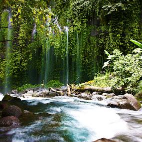 Curtain Falls by Mert Docdor - Landscapes Travel