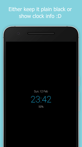 Blackr - AMOLED Screen Off screenshot 6