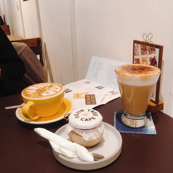 富錦樹咖啡 民生社區,好好散步之後坐下來喝杯咖啡吧