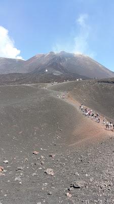 Sulle pendici del vulcano di micia78