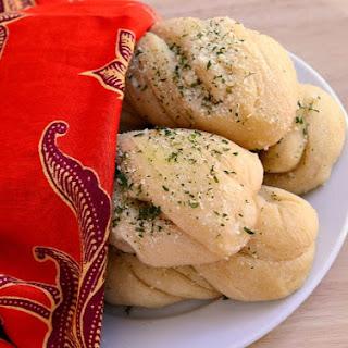 One-Hour Homemade Garlic Breadsticks Recipe