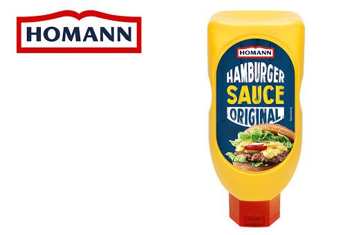 Bild für Cashback-Angebot: HOMANN Hamburger Sauce