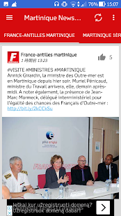 Martinique News and Radio (Nouvelles et Radio) - náhled