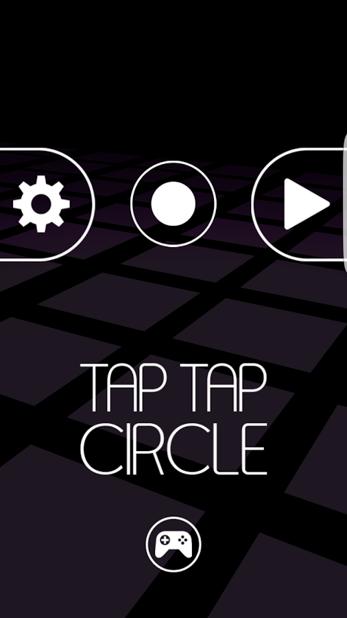 Tap Tap Circle- screenshot