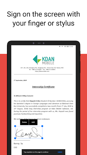 PDF Reader - Sign, Scan, Edit & Share PDF Document 3.24.6 Apk for Android 20