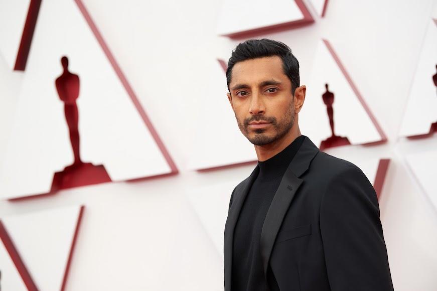 El actor Riz Ahmed.