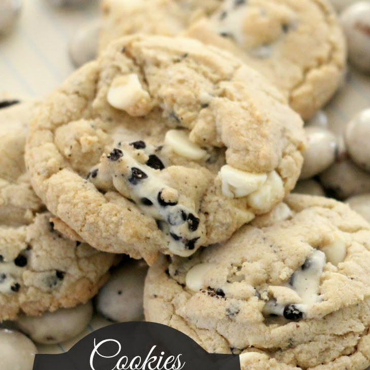 Cookies N Cream Cookies Recipe