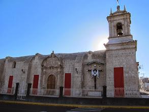 Photo: Iglesia de Paucarpata Paucarpata - Sogay - Sabandia